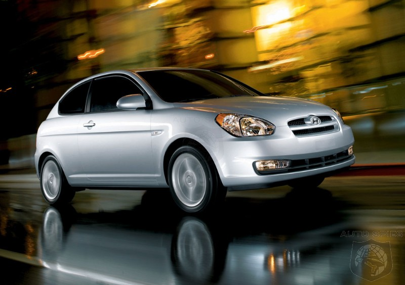 2010 Hyundai Accent Pricing Announced